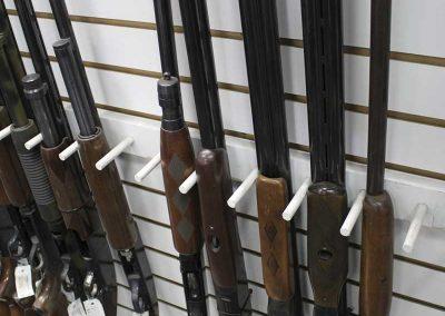 shotguns side by side